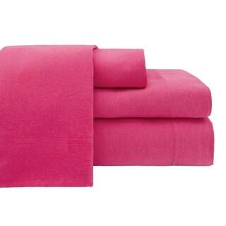 100-percent Cotton Luxury Jersey Sheet Set