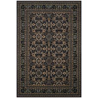 Grand Bazaar Carisle Area Rug in Navy - 10' x 13'2