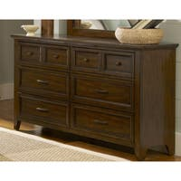 Laurel Creek 6-drawer Dresser