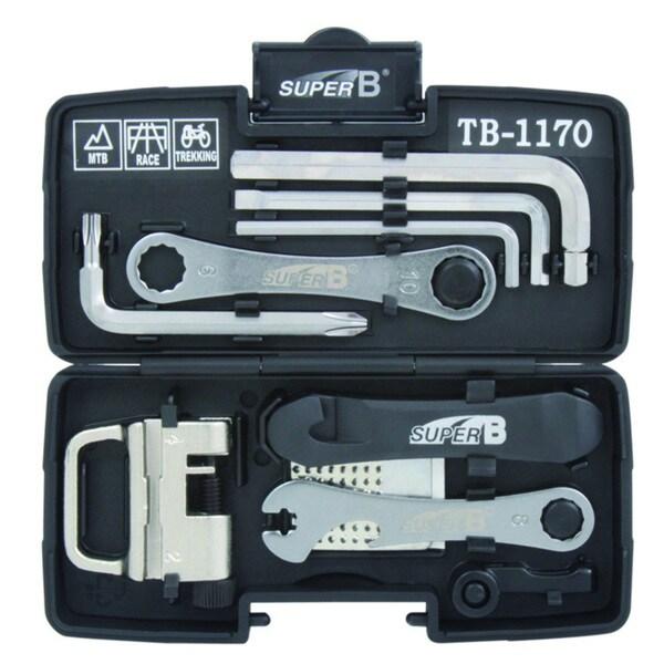Super B 24-in-1 Tool Set