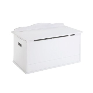 Guidecraft Expressions White Toy Box