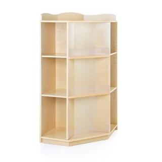Corner Book Nook