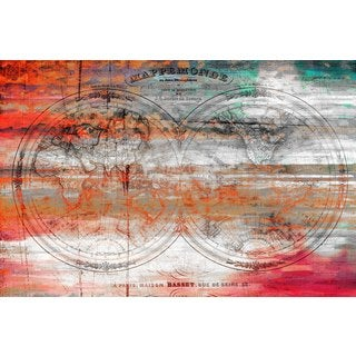 Marmont Hill Art Collective 'Old World 2' Canvas Art