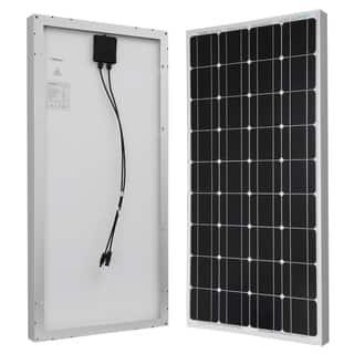 Renogy Solar Panel 100W Watt Monocrystalline 12V Off Grid RV Boat https://ak1.ostkcdn.com/images/products/9108909/Renogy-100W-Monocrystalline-Solar-Panel-P16295137.jpg?impolicy=medium