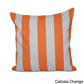20 x 20-inch Classic Stripes Decorative Throw Pillow