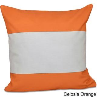 16 x 16-inch Bold Stripes Decorative Throw Pillow