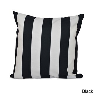 18 x 18-inch Classic Stripes Decorative Throw Pillow