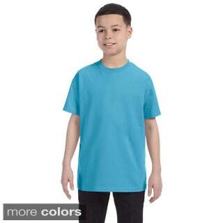 Youth 50/50 Heavyweight Blend T-shirt