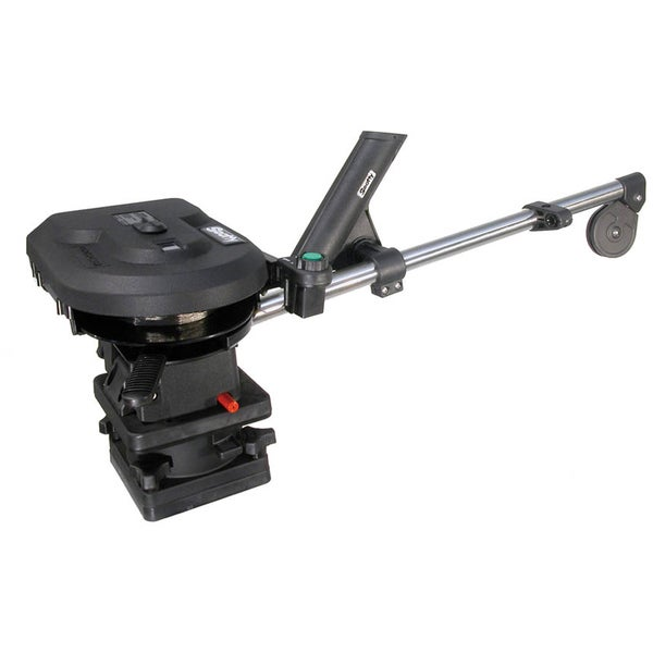 Scotty Depthpower Electric Downrigger with Rod Holder
