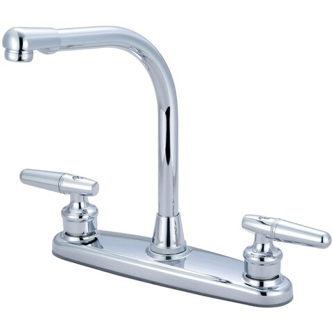 Olympia Series K-5270 Elite Two Handle Kitchen High Arc Faucet