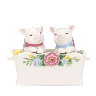 Shop Lenox Butterfly Meadow Pigs In A Blanket Salt And