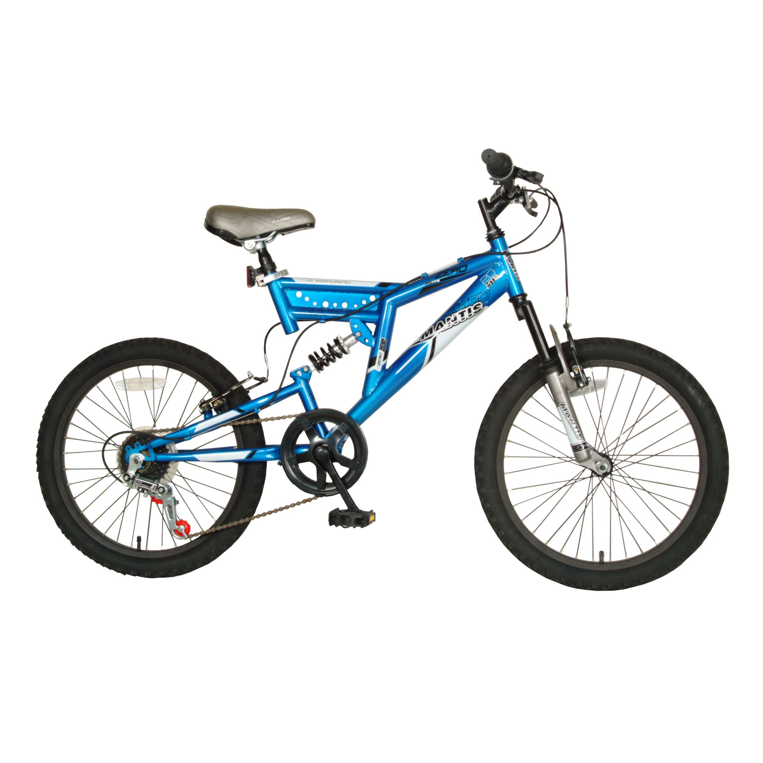 "Mantis Zero 20-inch Full-suspension Bicycle (Zero 20"" Ful..."
