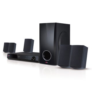 LG BH5140S 5.1-channel 3D Home Theater Smart TV System