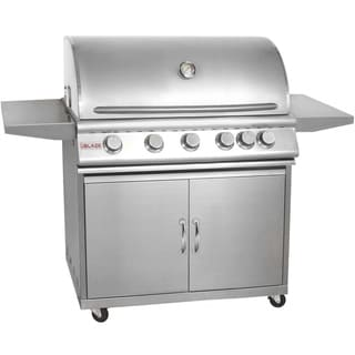 Blaze 40-inch 5-burner Gas Grill with Cart (LP - Liquid Propane)