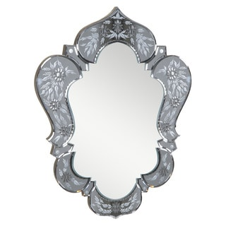 Somette Venetian Grey Design Mirror