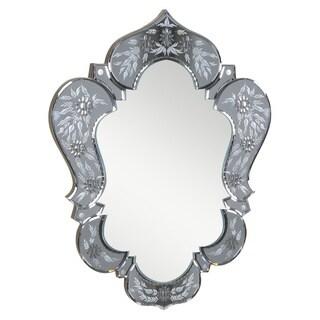 Somette Venetian Grey Design Mirror