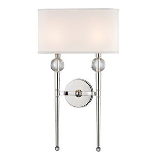Hudson Valley Rockland 2-light Wall Sconce