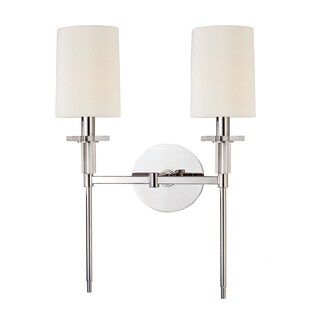Hudson Valley Amherst 2-light Wall Sconce