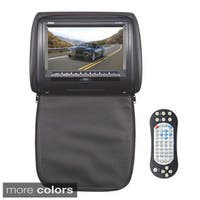 Pyle 7-inch Widescreen High-res Headrest DVD Player Video Monitor