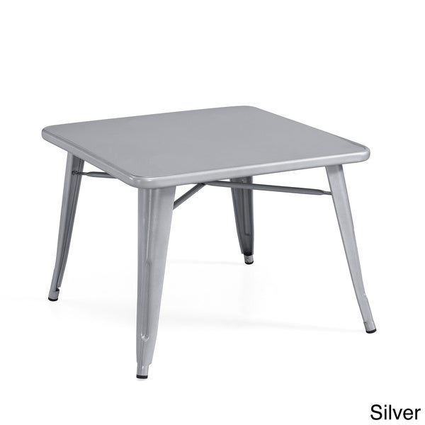 Kids Tabouret Steel Table Free Shipping Today  : Kids Tabouret Table Silver c914b070 2c25 422c 93ff c722e7b62897600 from www.overstock.com size 600 x 600 jpeg 9kB