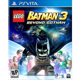 Lego Batman 3: Beyond Gotham-For PS4