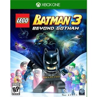 Lego Batman 3: Beyond Gotham-For Xbox One