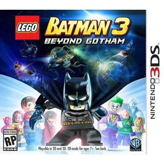 Lego Batman 3: Beyond Gotham-For 3DS