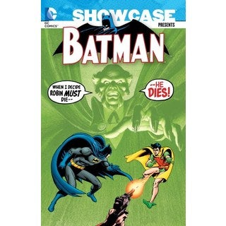Showcase Presents Batman 6 (Paperback)
