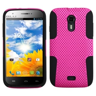 INSTEN High Impact Dual Layer Hybrid Phone Case Cover for BLU Studio 5.0 D530
