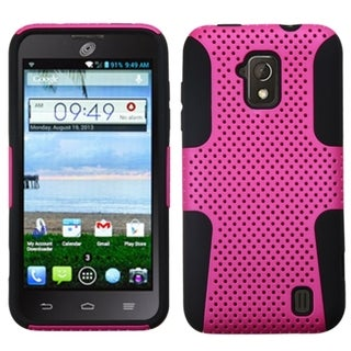 INSTEN High Impact Dual Layer Hybrid Phone Case Cover for ZTE Solar Z795G