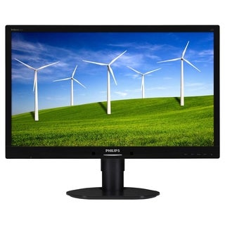 "Philips Brilliance 241B4LPYCB 24"" LED LCD Monitor - 16:9 - 5 ms"