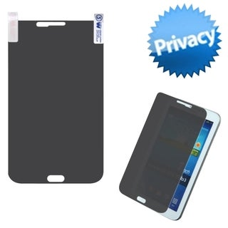 INSTEN Privacy Filter Screen Protector for Samsung Galaxy Tab 3 7.0