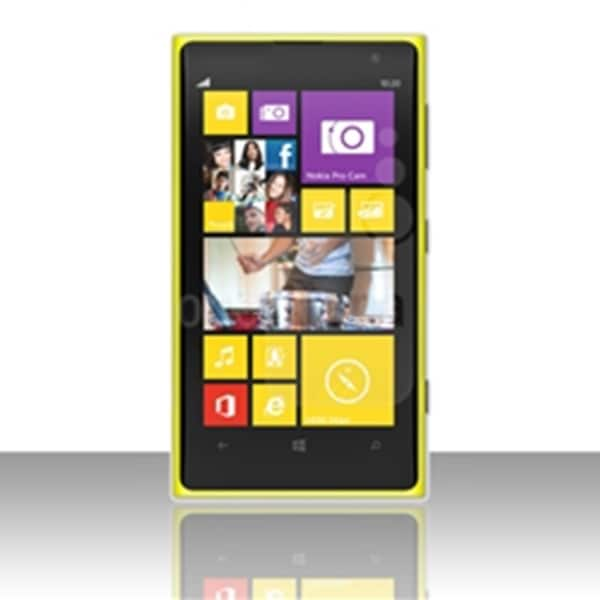 INSTEN Anti-grease Glare Free LCD Screen Protector for Nokia Lumia 1020/ Elvis