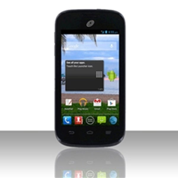 INSTEN Anti-grease Glare Free LCD Screen Protector for ZTE Savvy Z750c