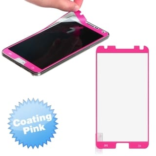 INSTEN Tempered Glass Coating Clear Screen Protector for Samsung Galaxy Note 3