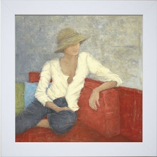 Erica Hopper 'Fifties with a Point of View' Framed Art Print
