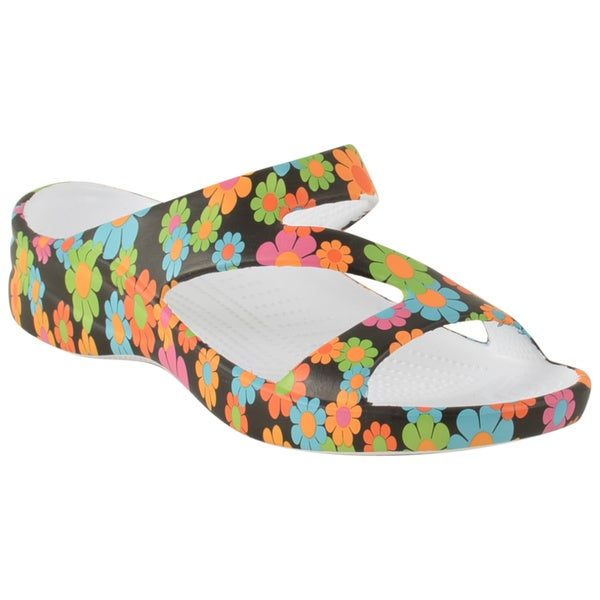 Shop Women S Dawgs Loudmouth Z Sandal Magic Bus Free