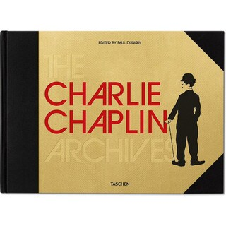 The Charlie Chaplin Archives: Includes 12 Frame Strip (Hardcover)