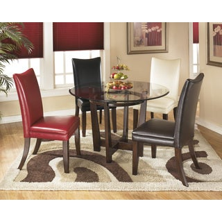 Shop Charrell Round Dining Room Table Free Shipping