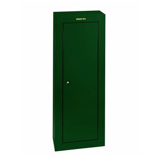Stack-On 8-gun Green Steel Security Cabinet