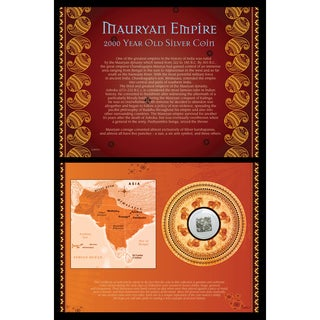 Shop American Coin Treasures Mauryan Empire 2000 Year Old