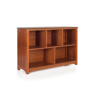 Mission Honey Oak Finished Bookshelf