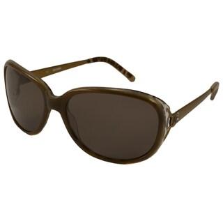 Harley Davidson Womens HDX849 Rectangular Sunglasses