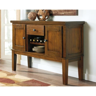 Signature Design By Ashley Ralene Brown Dining Room Server