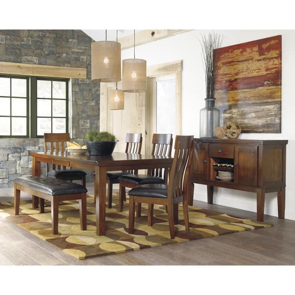 Ralene Rectangular Erfly Extension Dining Table
