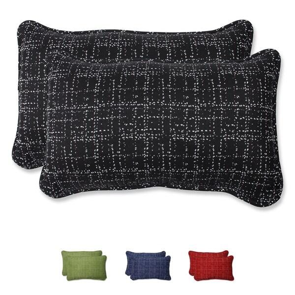 Shop pillow perfect rectangular throw pillow with bella - Fabric for throw pillows ...