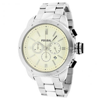 Fossil Men's BQ1048 Logan Chronograph Stainless Steel Watch