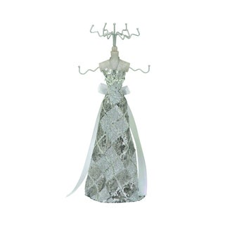 Princess Doll Shaped Jewelry Holder
