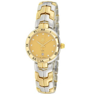 Tag Heuer Women's WAT1451.BB0955 Two-Tone Link Watch