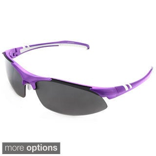 Hot Optix Unisex Sport Wrap Sunglasses
